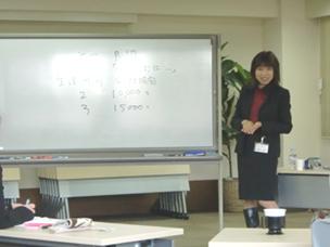 手話で行う日本語の文章力向上講座